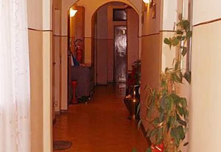 Hotel Giovanna, Firenze, Corridoio