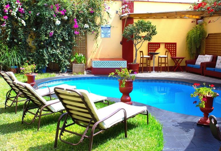Peru Star Boutique Apartments Hotel, לימה