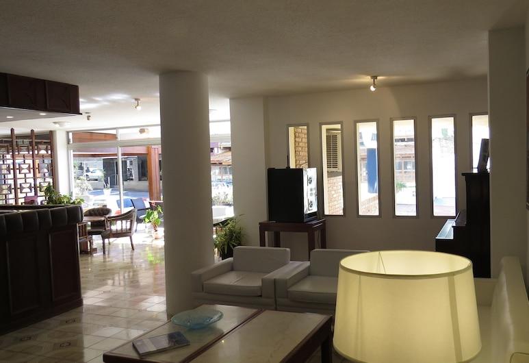 Hotel Alhambra, Punta del Este, Hotelli baar