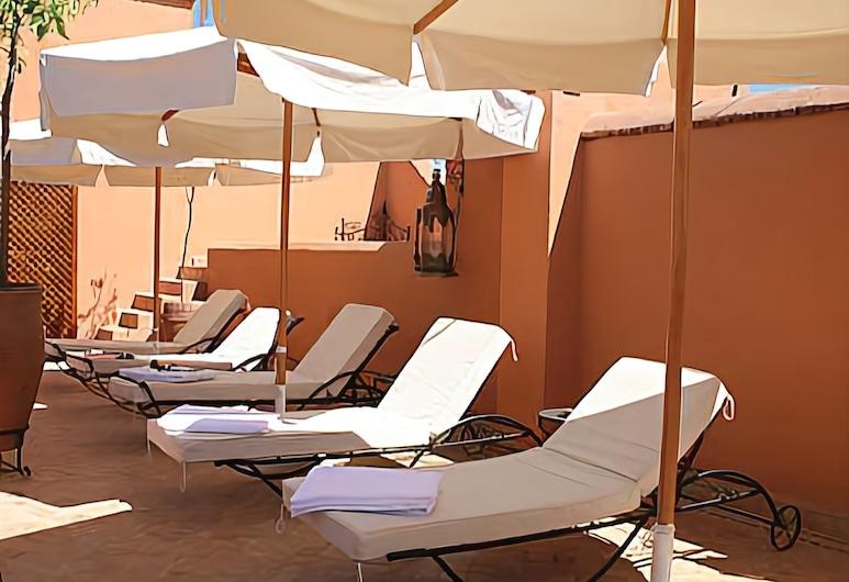 Riad Smara, Marrakech, Sundeck