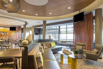 Foto van SpringHill Suites by Marriott Tampa North/I 75 Tampa Palms in Tampa