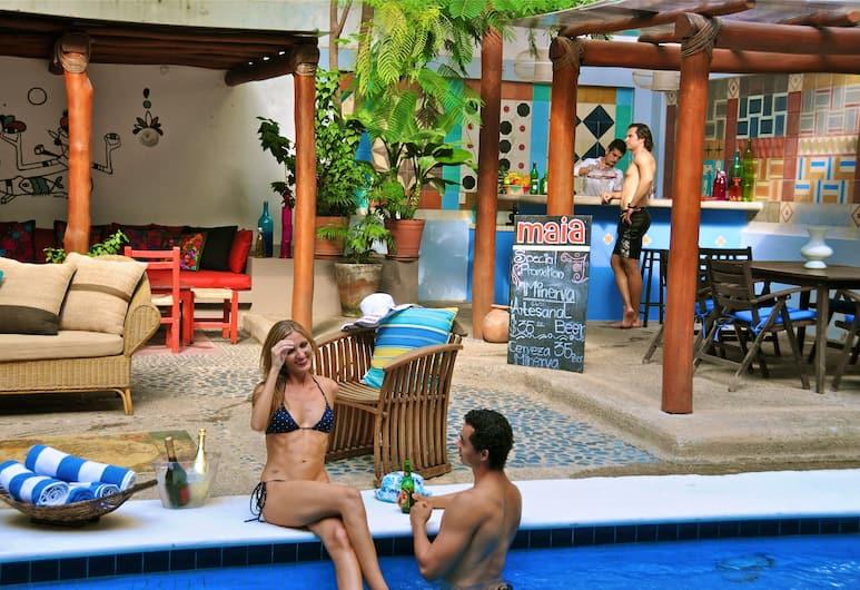 Villa Mercedes Petit Hotel, Puerto Vallarta, Spa