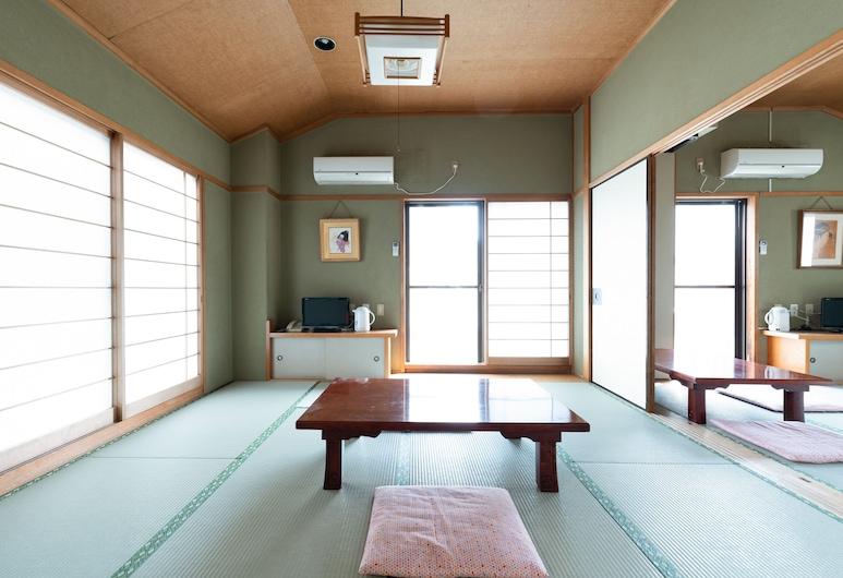 Sakura Ryokan Asakusa Iriya, Tokyo, Japanese-style, Family Room, Private Bathroom, Guest Room