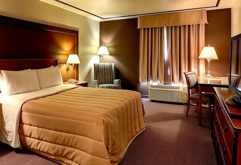 Quality Inn, Quebec, Habitación clásica, 1 cama Queen size (Hotel Double Occupancy), Habitación