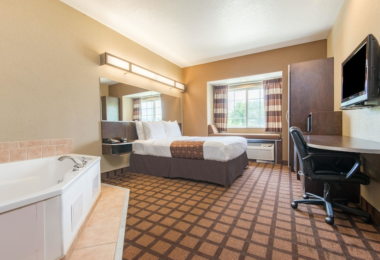 Microtel Inn & Suites by Wyndham Montgomery, Montgomery, Room, 1 Queen Bed, Non Smoking, Guest Room