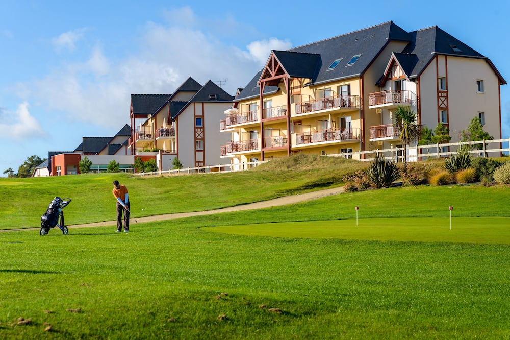 Résidence Lagrange Vacances Cap Green
