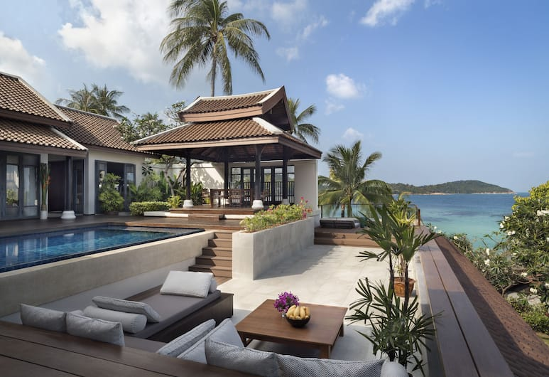 Anantara Lawana Koh Samui Resort, Koh Samui, Two bedroom Lawana Pool Villa, Utsikt fra gjesterommet