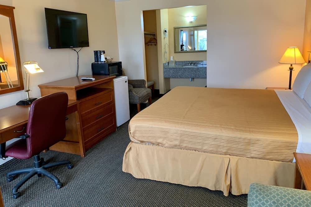 開放式套房, 1 張特大雙人床 - 客房