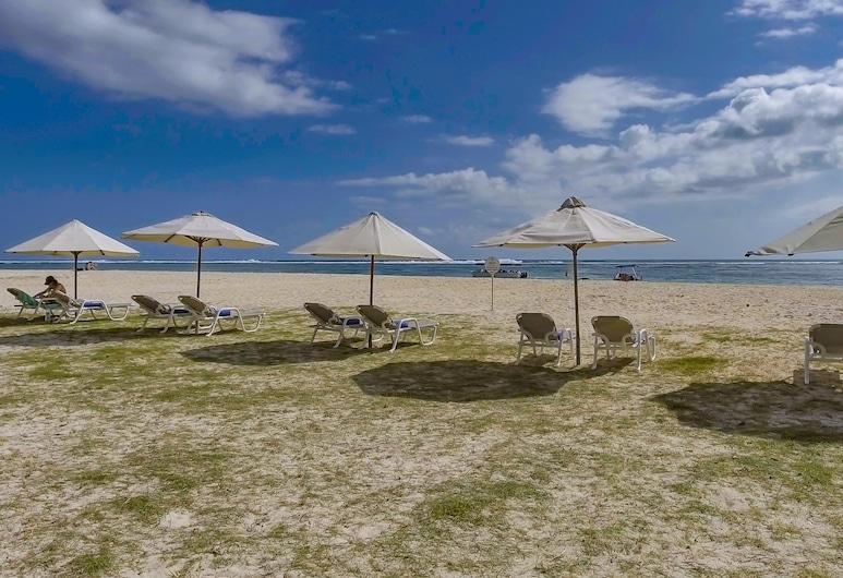 Aanari Hotel and Spa, Flic-en-Flac, Praia