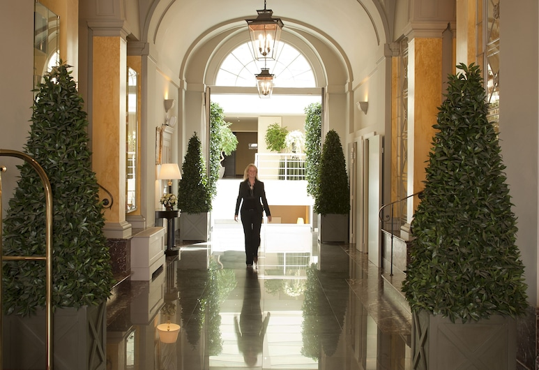 Grand Hotel Casselbergh Bruges, Bruges, Ingresso interno