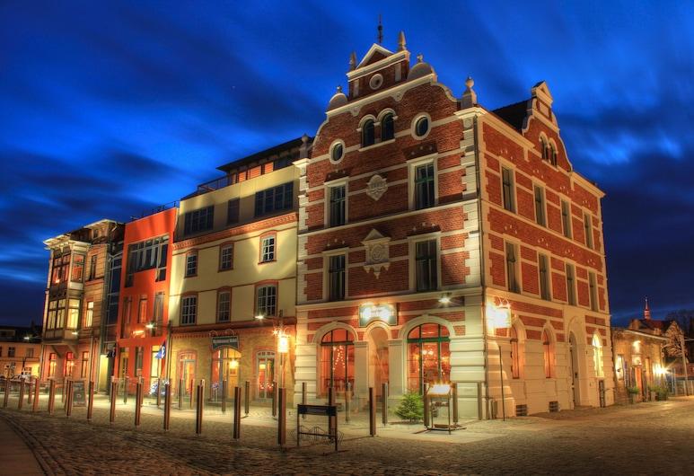 Hotel Hiddenseer, Stralsund