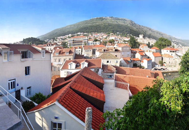 Apartments Mia, Dubrovnik, Utsikt fra hotellet