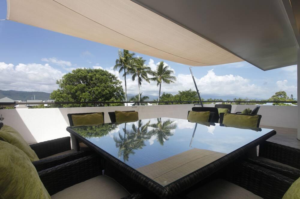 Appartamento, 3 camere da letto (Penthouse) - Balcone