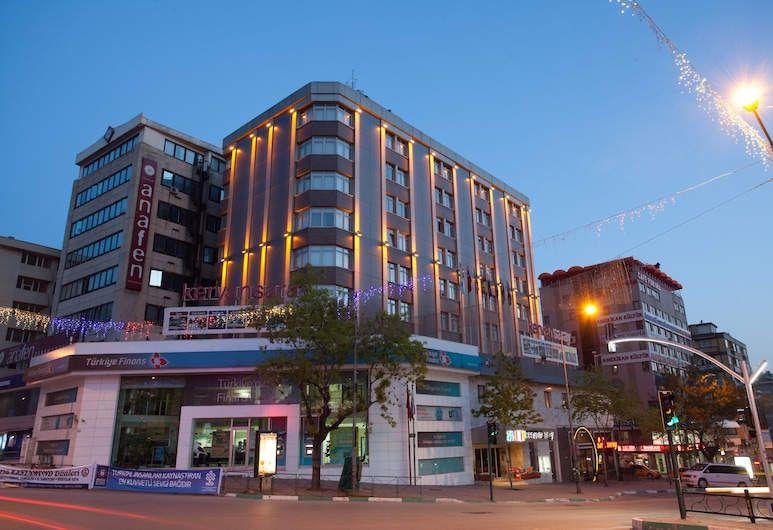 Kervansaray Bursa City Hotel, Bursa, Hotel Front