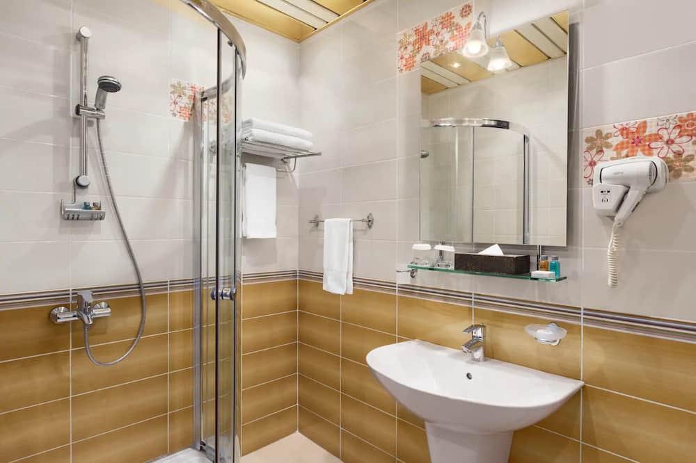 Twin Room, 1 Twin Bed, Smoking - Bathroom