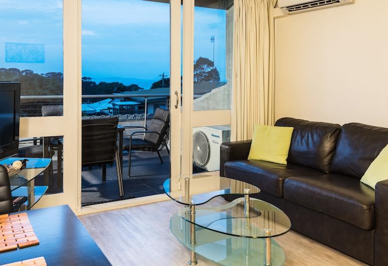 Horizon Apartments Narooma, Narooma, Apartamento, 2 habitaciones, Zona de estar