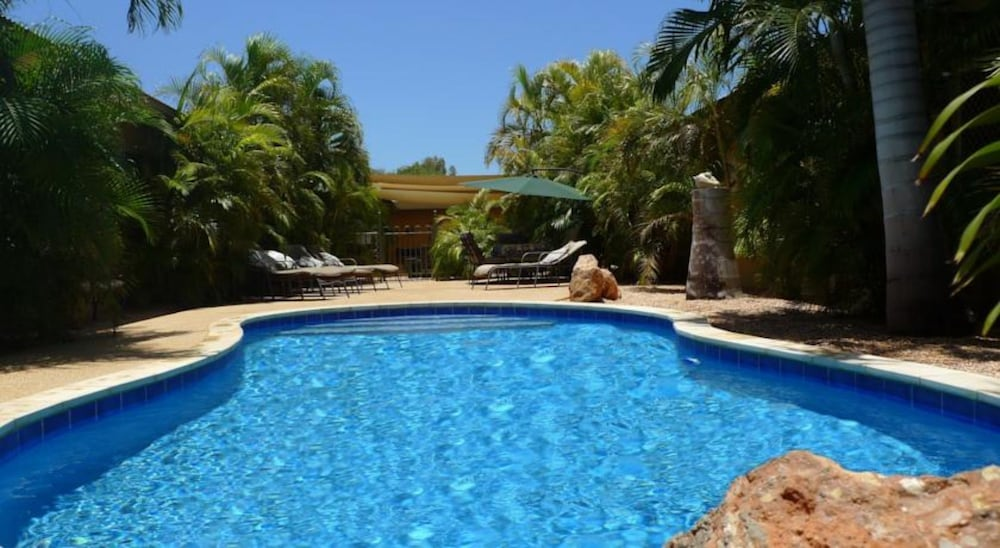 Ningaloo Lodge Exmouth Outdoor Pool