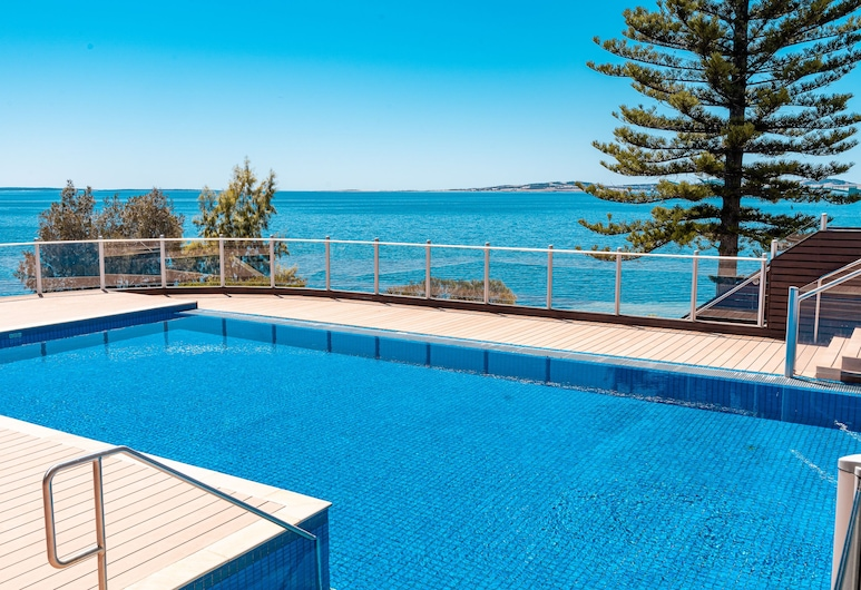 The Port Lincoln Hotel, Port Lincoln, Luxusný bazén