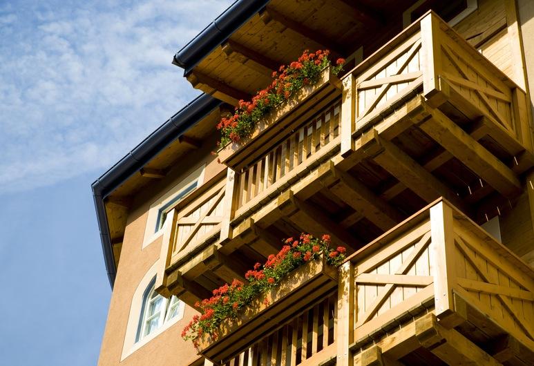 Hotel Chalet del Brenta, Пинцоло