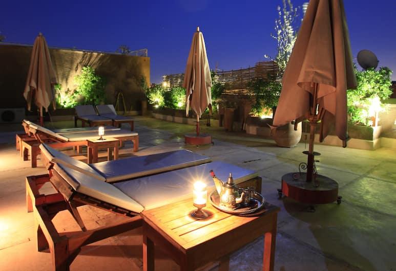 Riad Al Ksar & Spa, Marrakech, Sisäpiha