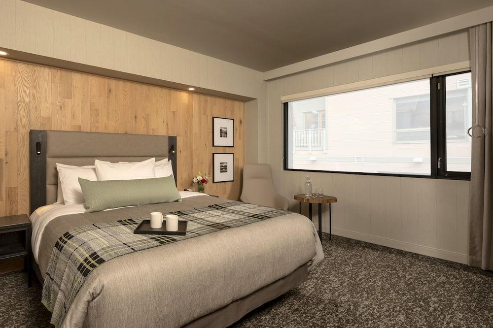 Chambre Standard, 1 très grand lit (Limited View) - Photo principale