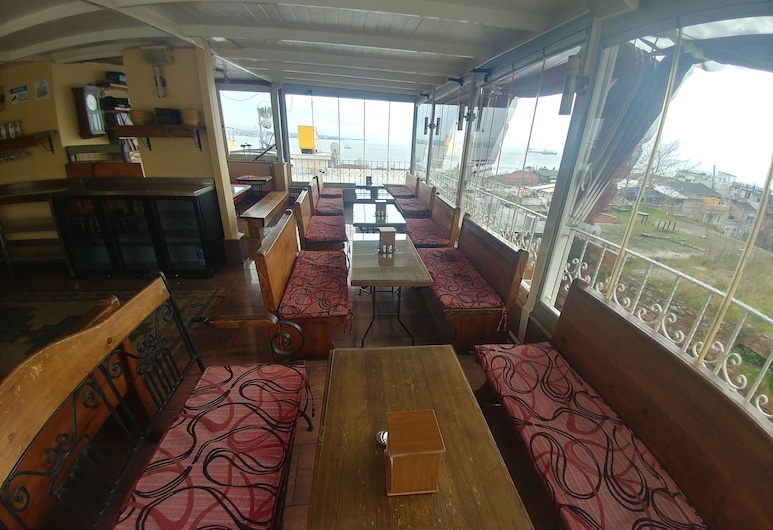 Antique Hostel & Guesthouse, Istanbul, Tomannsrom – standard, Terrasse/veranda