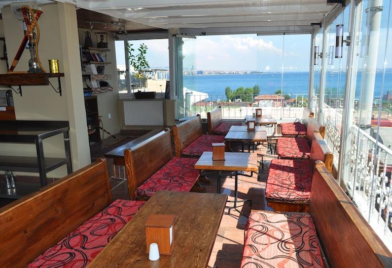 Antique Hostel & Guesthouse, Estambul, Restaurante