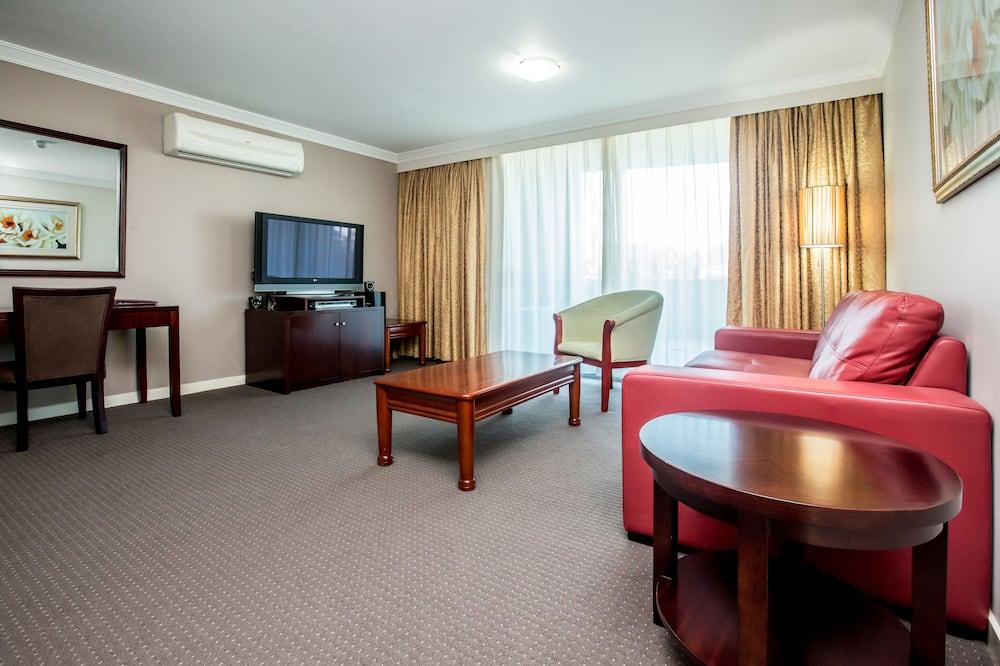 Štandardný apartmán, 1 spálňa - Obývacie priestory