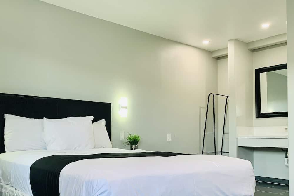 Deluxe Δωμάτιο, 1 Queen Κρεβάτι - Μπάνιο