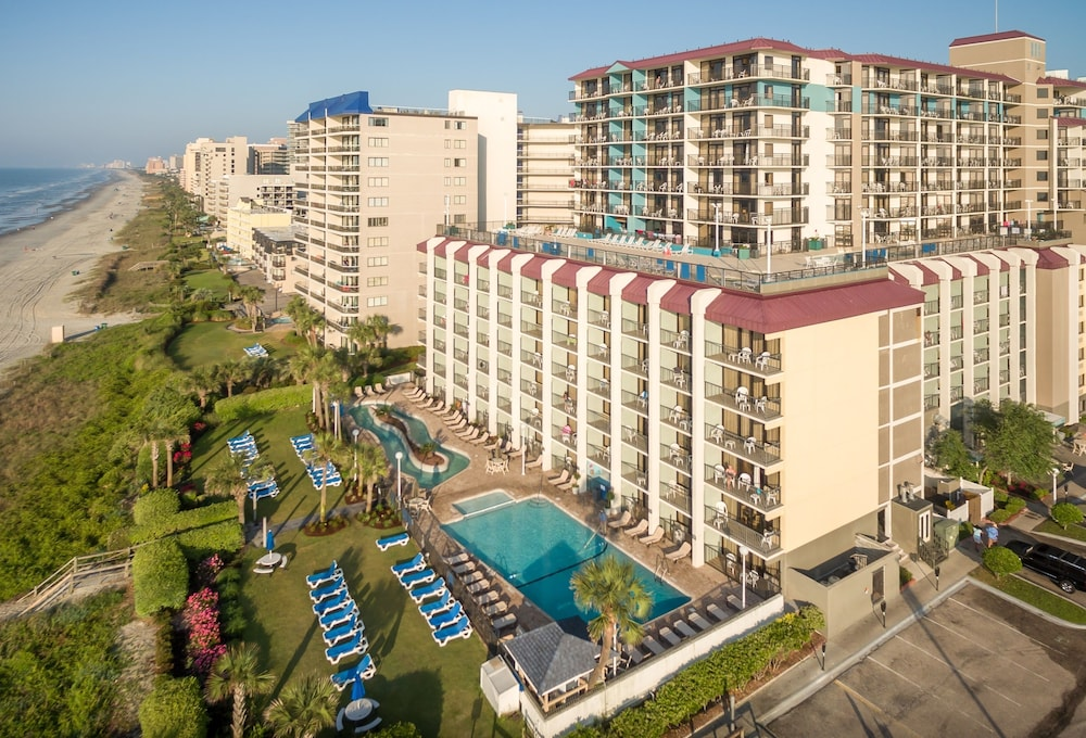 Grande Shores Ocean Resorts Condominiums, Myrtle Beach