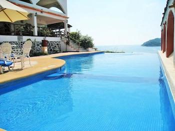 Kuva Casa Sun and Moon-hotellista kohteessa Zihuatanejo