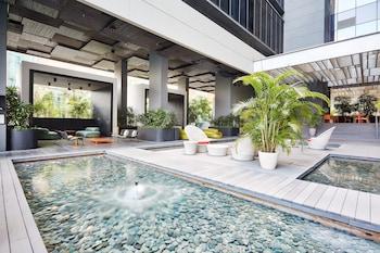 シンガポール、スタジオ エム ホテルの写真