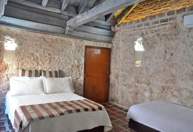 Hotel Puertas De Cartagena, Cartagena, Double or Twin Room, Guest Room