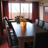 דירה, חדר שינה אחד, טרסה - אזור אוכל בחדר