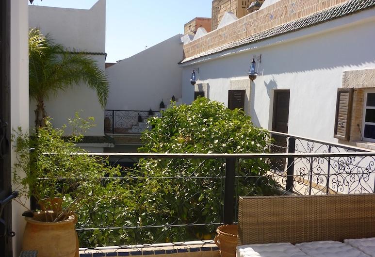 Riad M'haïta, Tarudant, Terraza o patio