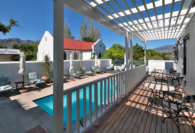 Chapter House Boutique Hotel, Franschhoek, Outdoor Pool