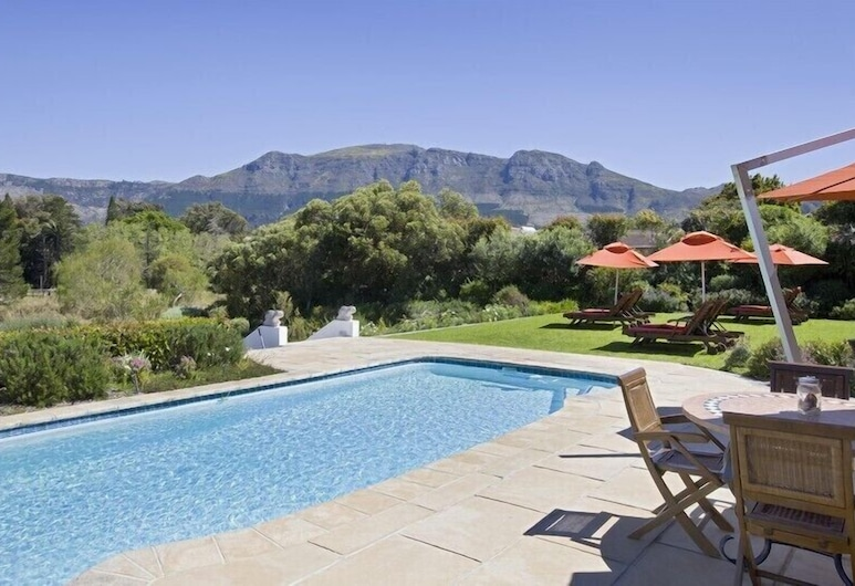 Dongola House, Cape Town, Outdoor Pool