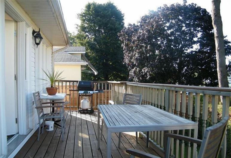 1000 Island Condo Getaway, Gananoque, Condominio, 3 habitaciones, Terraza o patio
