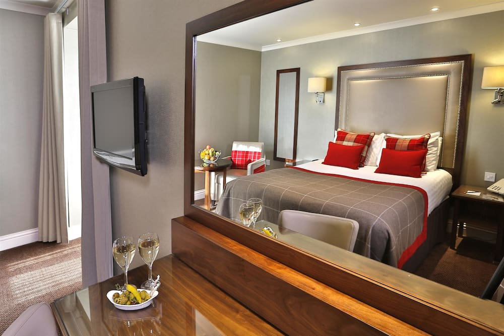 חדר סטנדרט, מיטה זוגית, ללא עישון - חדר אורחים