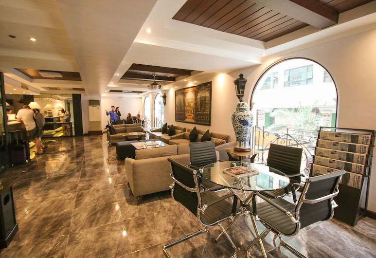 Royal Bellagio Hotel, Makati, Khu phòng khách tại tiền sảnh