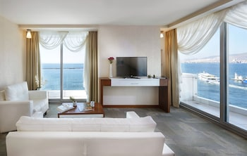 Fotografia do Kordon Hotel Pasaport em Izmir