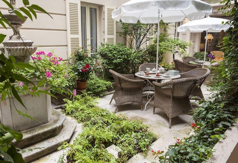 聖日爾曼德安勒特酒店, 巴黎, 陽台