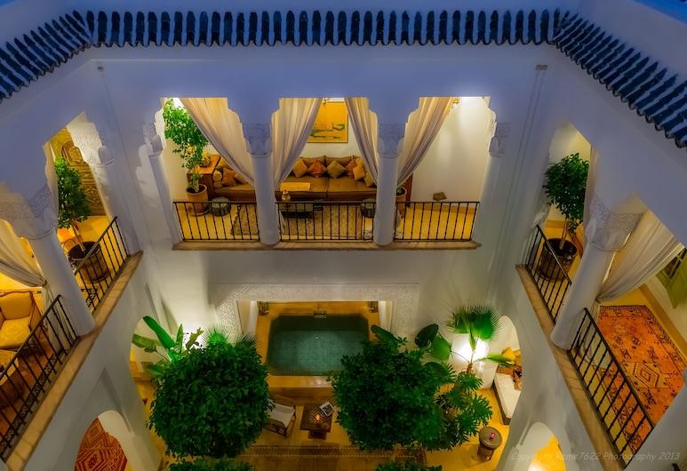 卡蜜利亞庭院飯店, 馬拉喀什, Riad Privatization 15p, 大廳酒廊