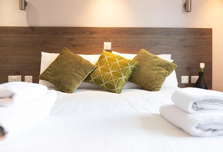 The Limes Country Lodge Hotel, Solihull, Quarto Duplo Superior, 1 cama king-size, Quarto