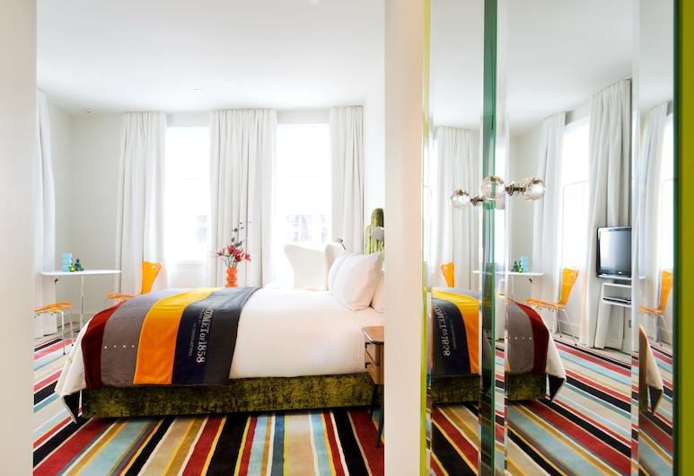 Hotel DeBrett, Auckland, Superior kamer, Kamer