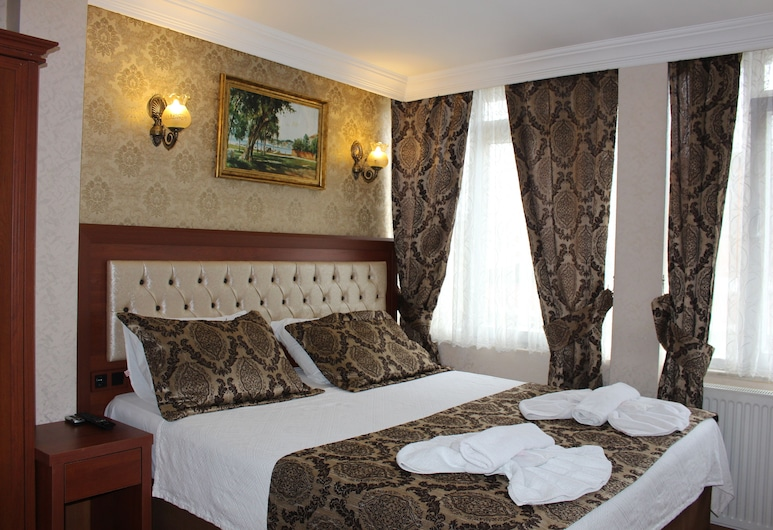 ビッグ アップル ホステル & ホテル, イスタンブール, シングルルーム, 部屋