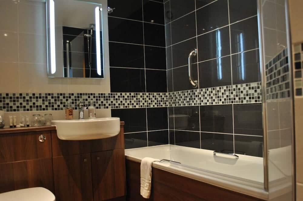 Executive dvokrevetna soba, s kupaonicom - Kupaonica