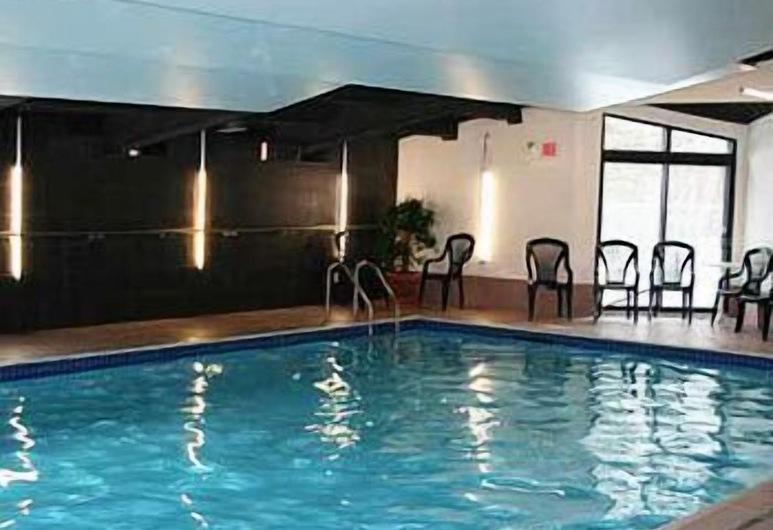 CONDOS VAL DES NEIGES, Beaupre, Hồ bơi trong nhà