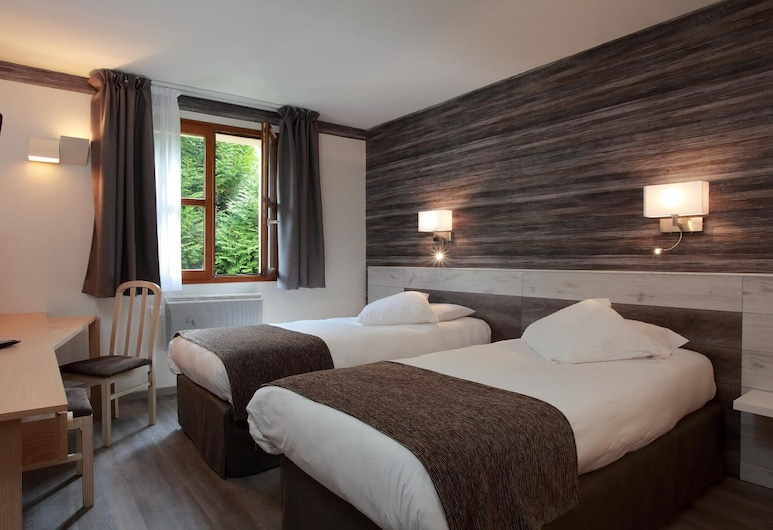 Le Luth, Mirecourt, Superior Twin Room, Guest Room