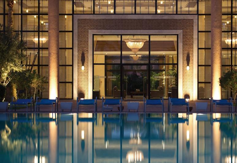 Labranda Targa Club Aqua Parc, Marrakess, Inngangur að innanverðu